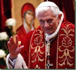 pope benedict resignation