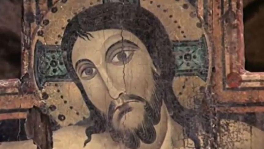 san damiano crucifix-3