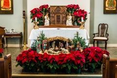 Christmas at St. Patrick Church