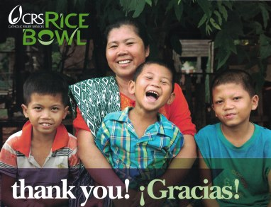 rice bowl thank you-2016