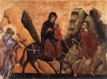 The Holy Family: The Flight into Egypt
