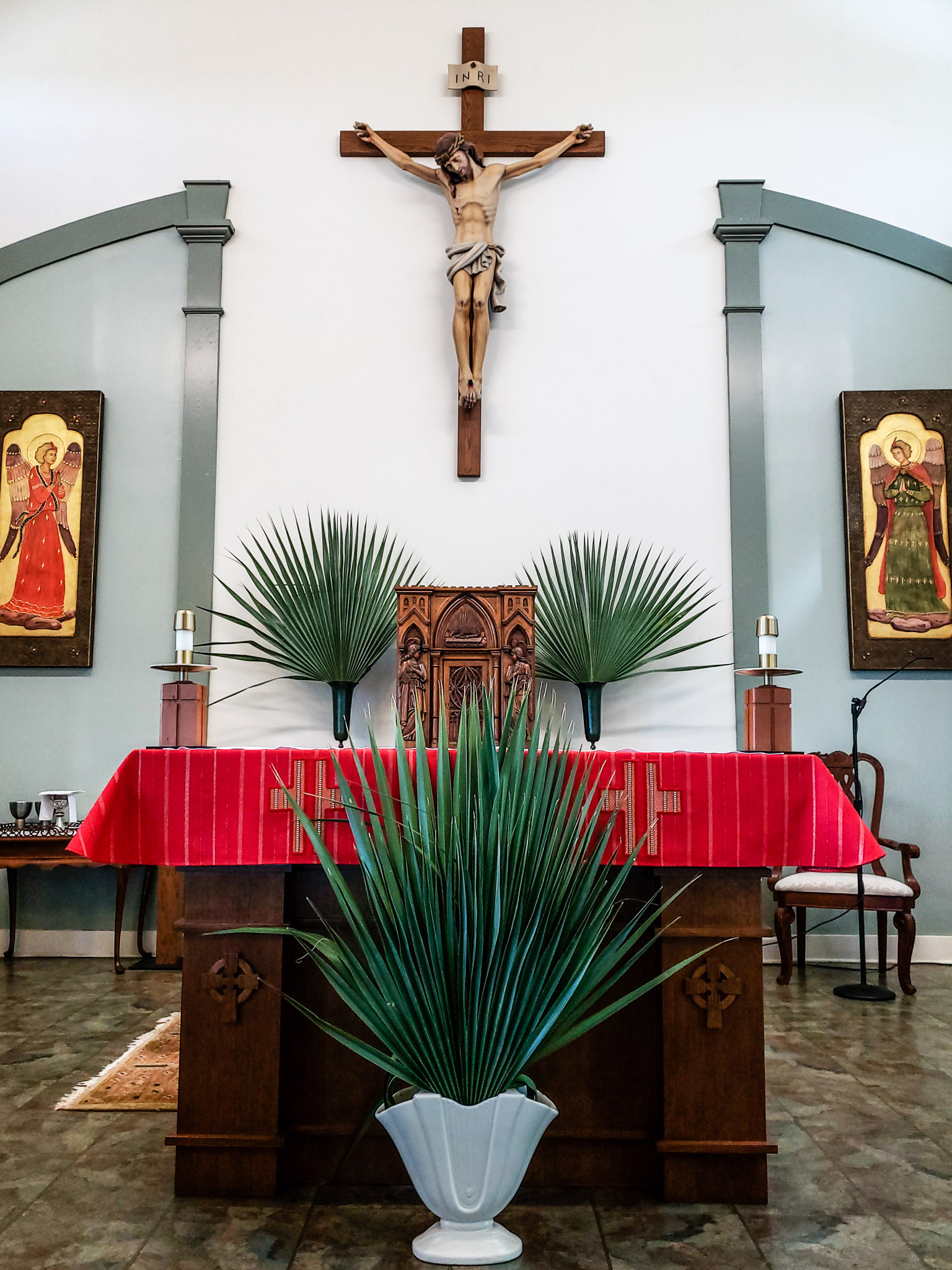 Palm Sunday of the Lord's Passion – St  Patrick Catholic Church